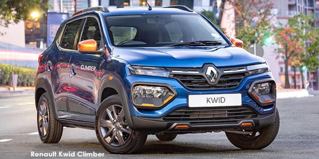 Renault Kwid 1.0 Climber auto_1