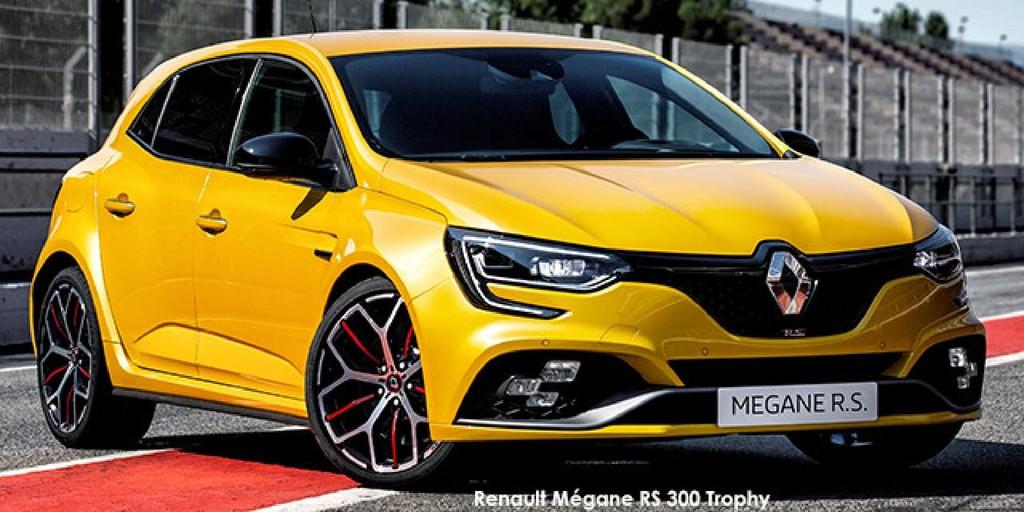 Renault Megane RS 300 Trophy auto_1