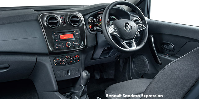 Renault Sandero 66kw Turbo Expression Specs In South