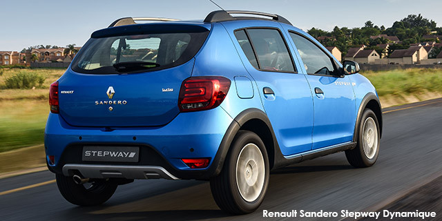 Renault Sandero 66kW turbo Stepway Expression_2