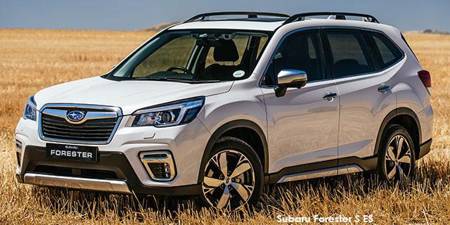 Subaru Forester 2.0i-S ES_1