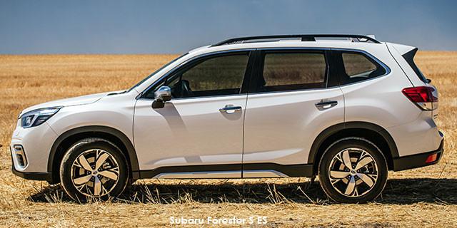 Subaru Forester 2.0i-S ES_2