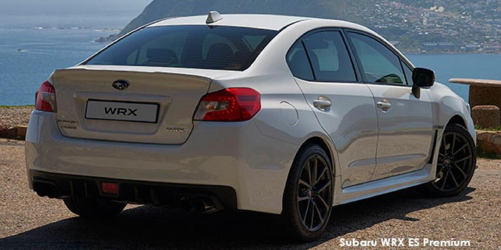 Subaru WRX WRX ES Premium_3