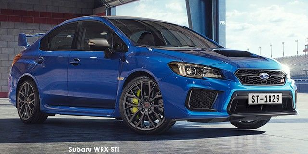 Subaru WRX WRX STi Premium_1