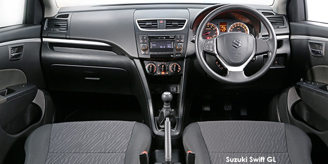 Suzuki Swift hatch 1.2 GL_3