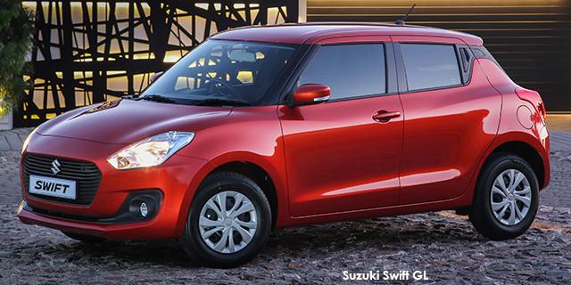 Suzuki Swift 1.2 GL_1