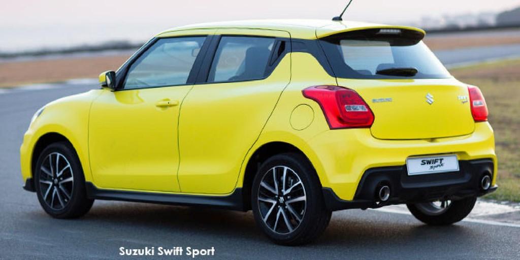 Suzuki Swift 1.4T Sport_2
