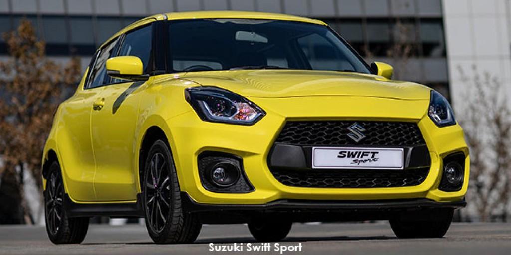 Suzuki Swift 1.4T Sport_3