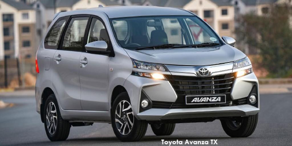 Toyota Avanza 1.5 TX_1