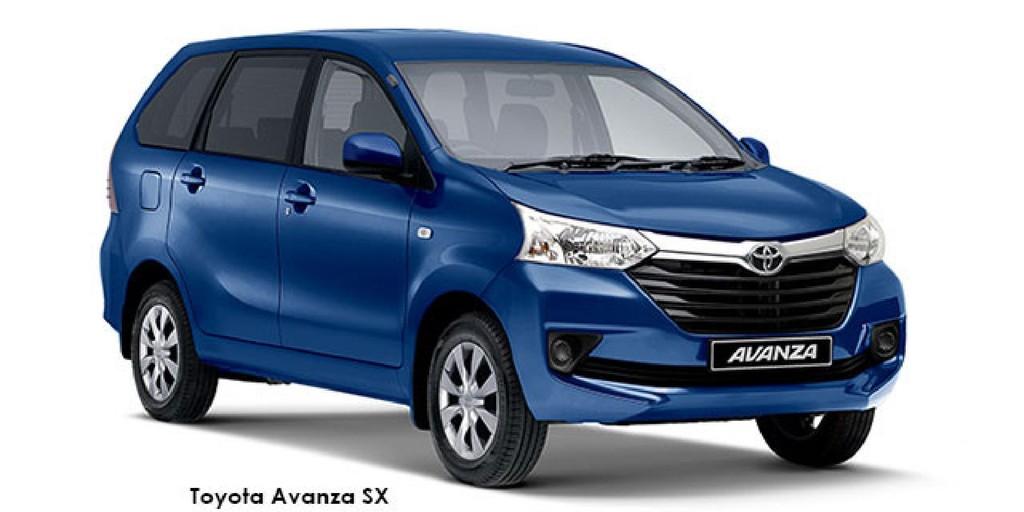 Toyota Avanza 1.5 SX_1