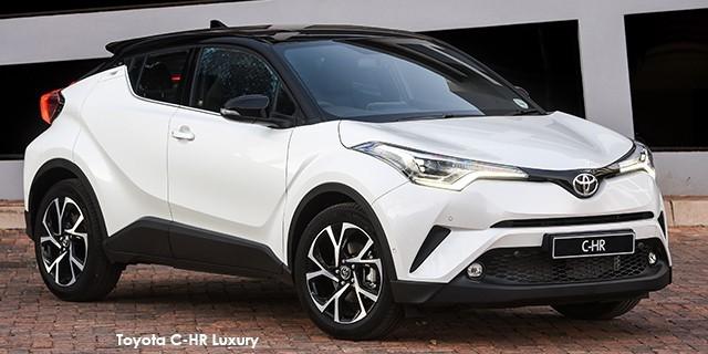 Toyota C-HR 1.2T Luxury_1
