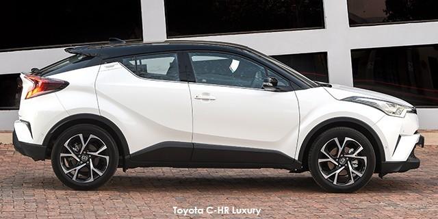 Toyota C-HR 1.2T Luxury_3