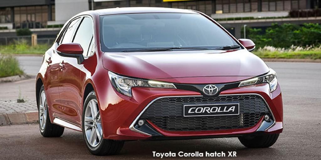 Toyota Corolla hatch 1.2T XS