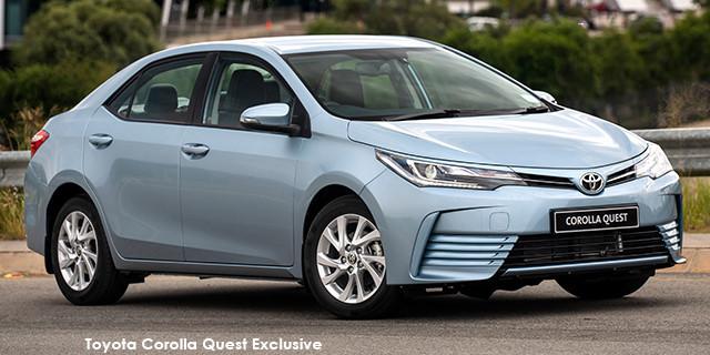 Toyota Corolla Quest 1.8 Exclusive auto_1