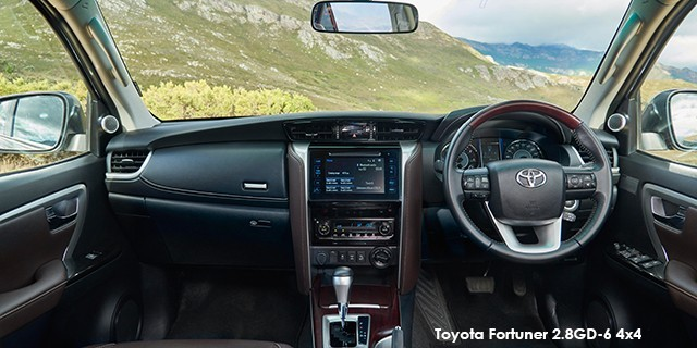 Toyota Fortuner 2.4GD-6 4x4 auto_3