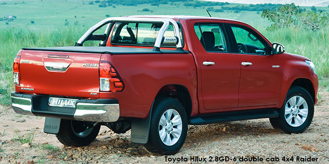 Toyota Hilux 2.8GD-6 double cab 4x4 Raider_2