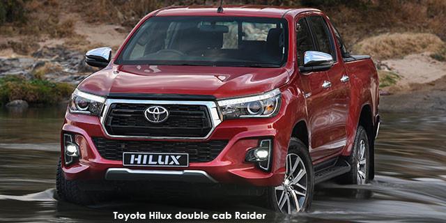 Toyota Hilux 2.8GD-6 double cab 4x4 Raider auto_2