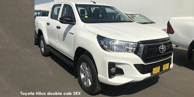 Toyota Hilux 2.4GD-6 double cab SRX_1