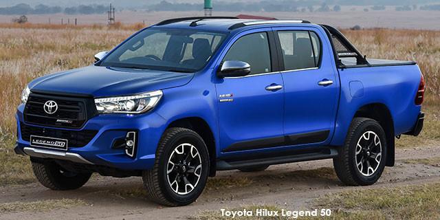 Toyota Hilux 2.8GD-6 double cab 4x4 Legend 50 auto_1