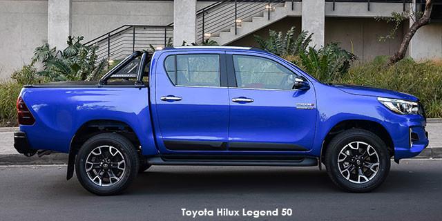 Toyota Hilux 2.8GD-6 double cab 4x4 Legend 50 auto_2