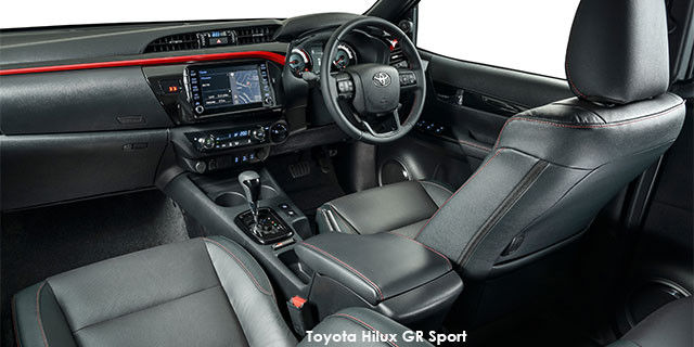 Toyota Hilux 2.8GD-6 double cab 4x4 GR Sport_3