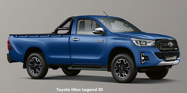 Toyota Hilux 2.8GD-6 4x4 Legend 50_1