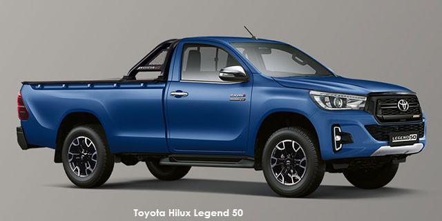 Toyota Hilux 2.8GD-6 4x4 Legend 50 auto_1