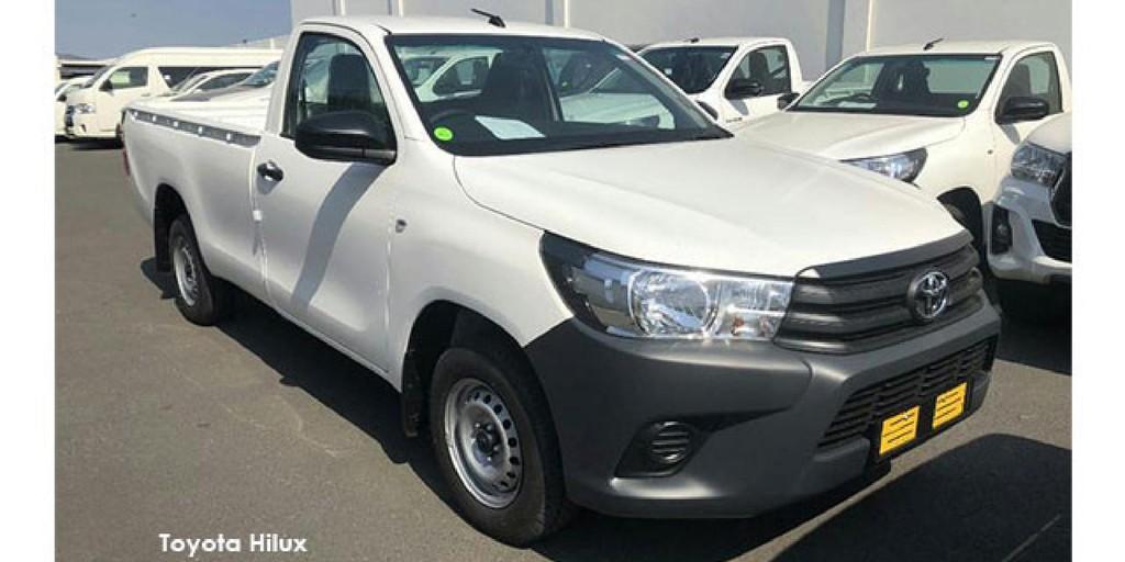 Toyota Hilux 2.0 S_1