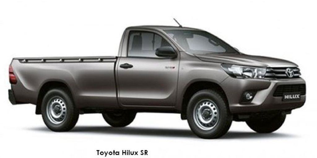 Toyota Hilux 2.4GD-6 SR_1