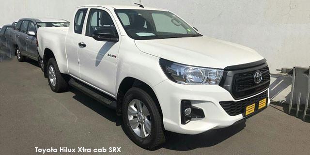 Toyota Hilux 2.4GD-6 Xtra cab SRX auto_1