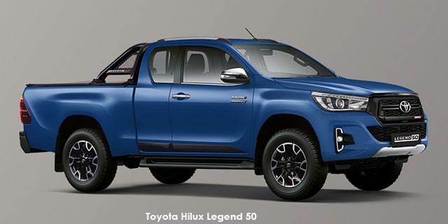 Toyota Hilux 2.8GD-6 Xtra cab Legend 50 auto_1