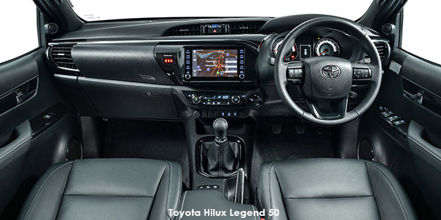 Toyota Hilux 2.8GD-6 Xtra cab Legend 50 auto_3