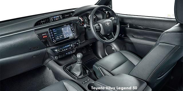Toyota Hilux 2.8GD-6 Xtra cab 4x4 Legend 50_2