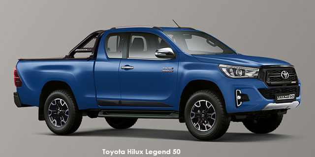 Toyota Hilux 2.8GD-6 Xtra cab 4x4 Legend 50 auto_1