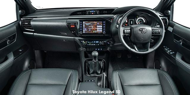 Toyota Hilux 2.8GD-6 Xtra cab 4x4 Legend 50 auto_3