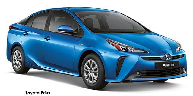 Toyota Prius Hybrid_1