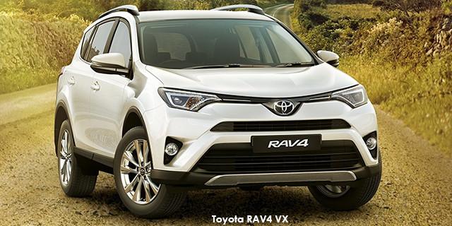 Toyota RAV4 2.2D-4D AWD VX_1