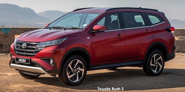 Toyota Rush 1.5 S auto_1