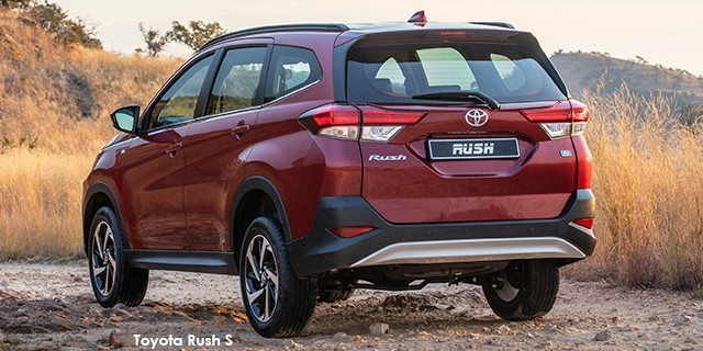Toyota Rush 1.5 S auto_2