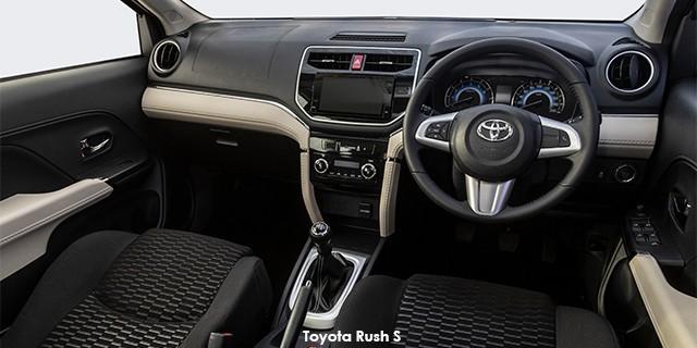 Toyota Rush 1.5 S auto_3