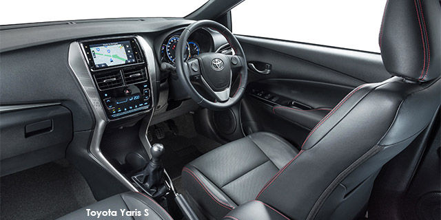 Toyota Yaris 1.5 Xs_3