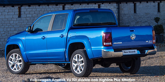 Volkswagen Amarok 3.0 V6 TDI double cab Highline Plus 4Motion_2