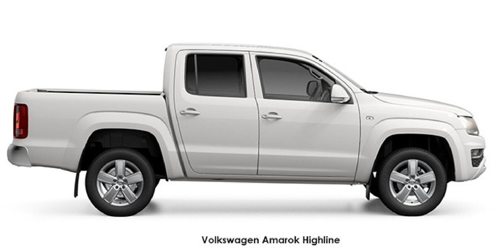 Volkswagen Amarok 2.0BiTDI double cab Highline 4Motion_2