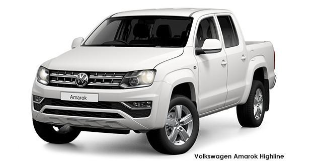 Volkswagen Amarok 2.0BiTDI double cab Highline 4Motion auto_1