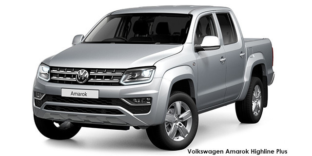 Volkswagen Amarok 2.0BiTDI double cab Highline Plus auto_1