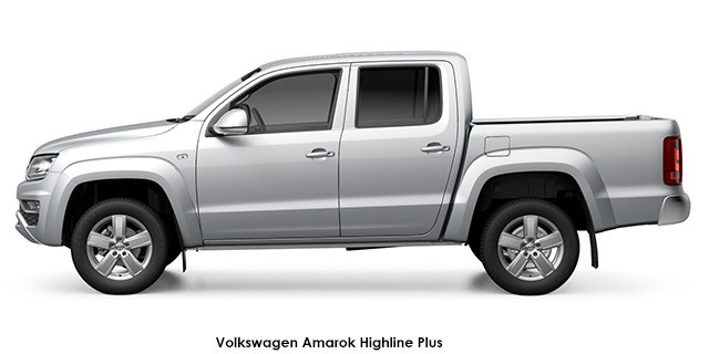 Volkswagen Amarok 2.0BiTDI double cab Highline Plus auto_2