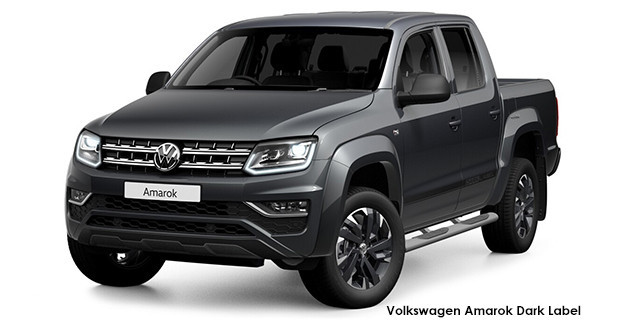 Volkswagen Amarok 2.0BiTDI double cab Dark Label 4Motion_2