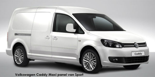 8a167876327987 Volkswagen Caddy Maxi 2.0TDI panel van Sport Specs in South Africa ...