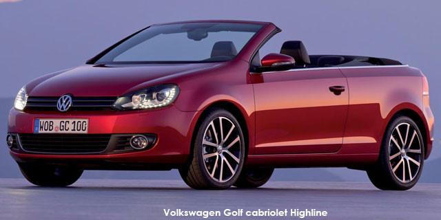 Volkswagen Golf cabriolet 1.4TSI Comfortline auto_1