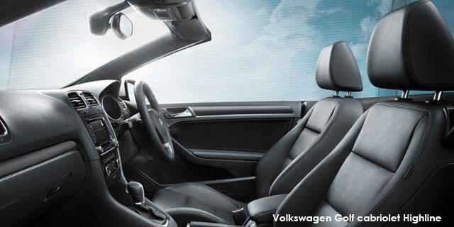 Volkswagen Golf cabriolet 1.4TSI Comfortline auto_3
